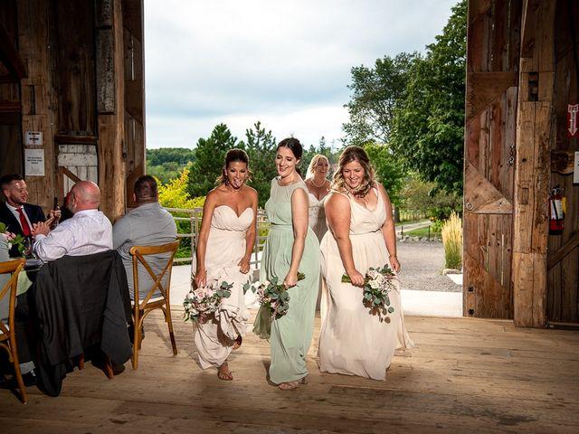 Blythe and Maia's wedding in Caledon, Ontario 74