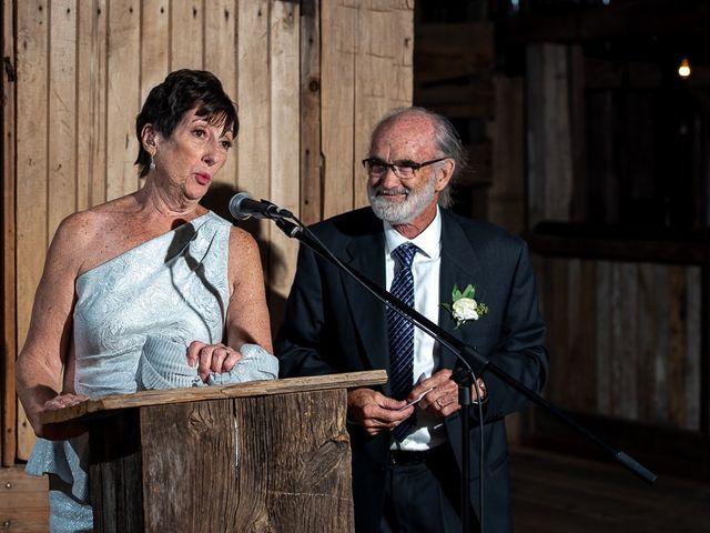 Blythe and Maia's wedding in Caledon, Ontario 77