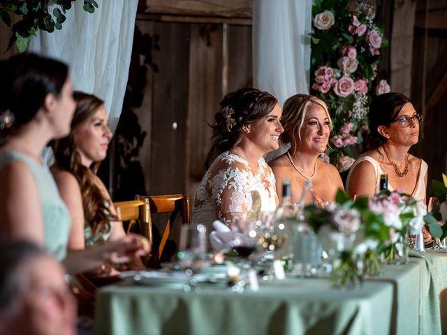 Blythe and Maia's wedding in Caledon, Ontario 78