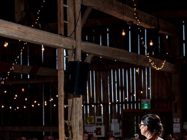 Blythe and Maia's wedding in Caledon, Ontario 81