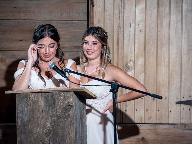 Blythe and Maia's wedding in Caledon, Ontario 83