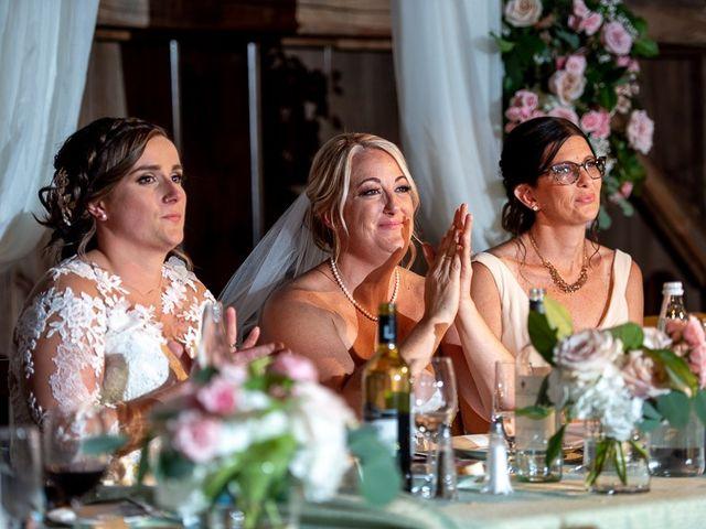Blythe and Maia's wedding in Caledon, Ontario 84