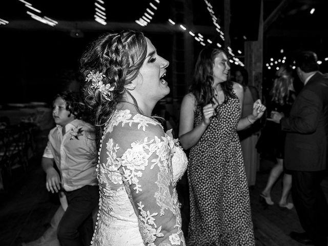 Blythe and Maia's wedding in Caledon, Ontario 97