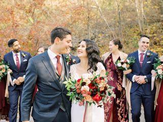 The wedding of Jenn and Matt 2