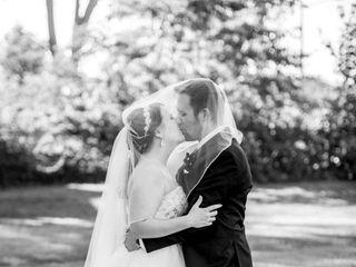 The wedding of Courtney and Jordan