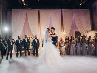 The wedding of Nadia and Tushar