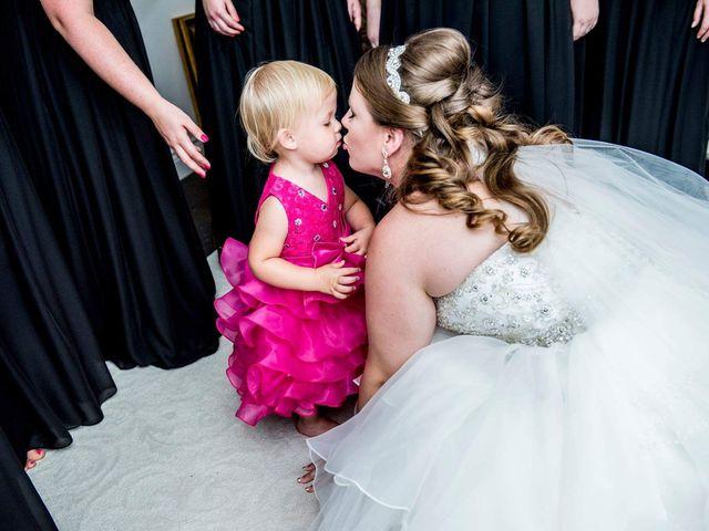 Jordan  and Courtney's wedding in Hamilton, Ontario 1