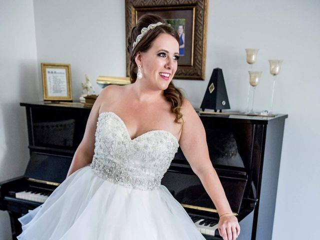 Jordan  and Courtney's wedding in Hamilton, Ontario 3