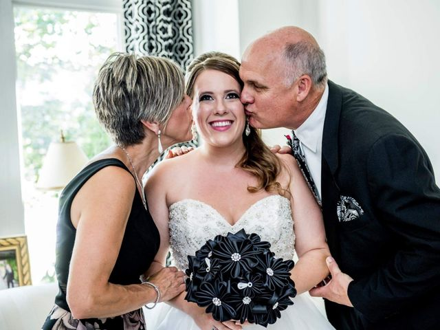 Jordan  and Courtney's wedding in Hamilton, Ontario 5