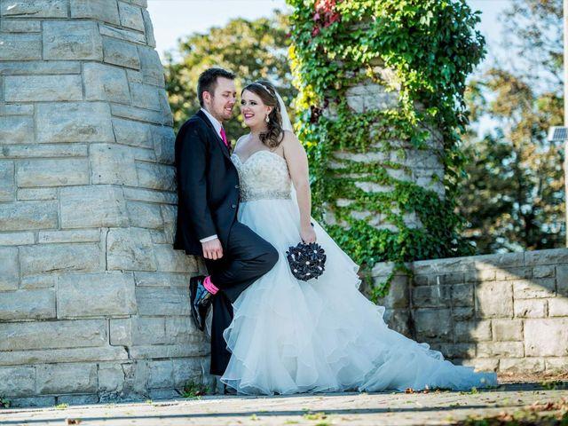 Jordan  and Courtney's wedding in Hamilton, Ontario 6