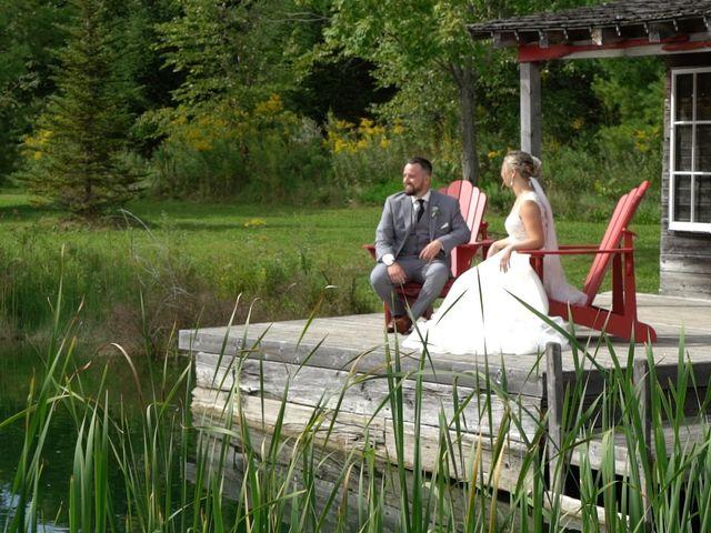 The wedding of Alyssa and Ryan