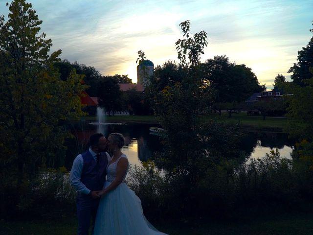 Ryan and Alyssa's wedding in Innisfil, Ontario 6