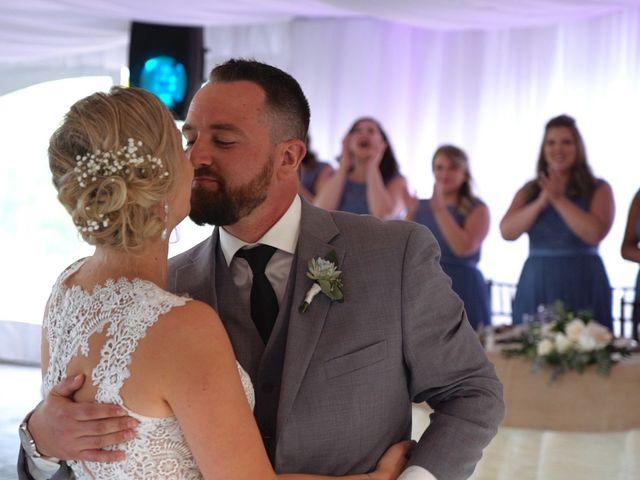 Ryan and Alyssa's wedding in Innisfil, Ontario 8
