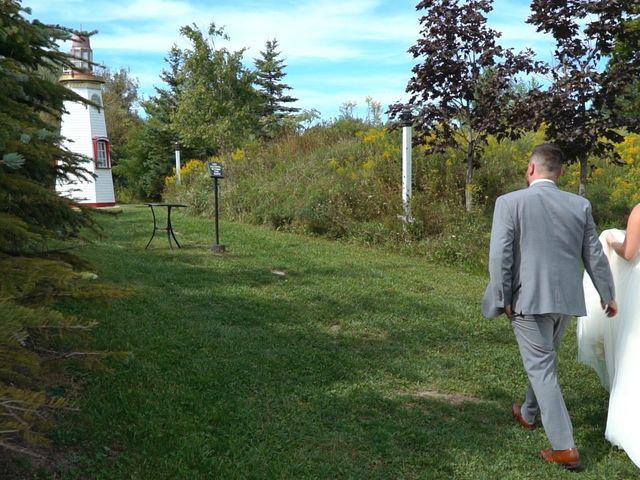 Ryan and Alyssa's wedding in Innisfil, Ontario 10