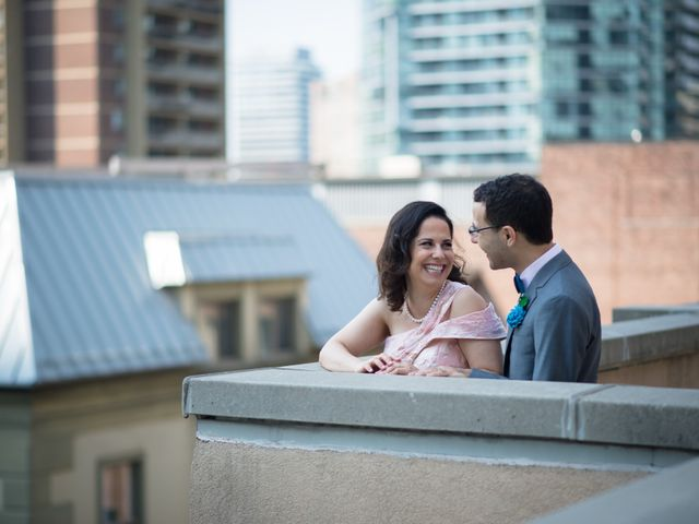 Jonathan and Carmel's wedding in Toronto, Ontario 4