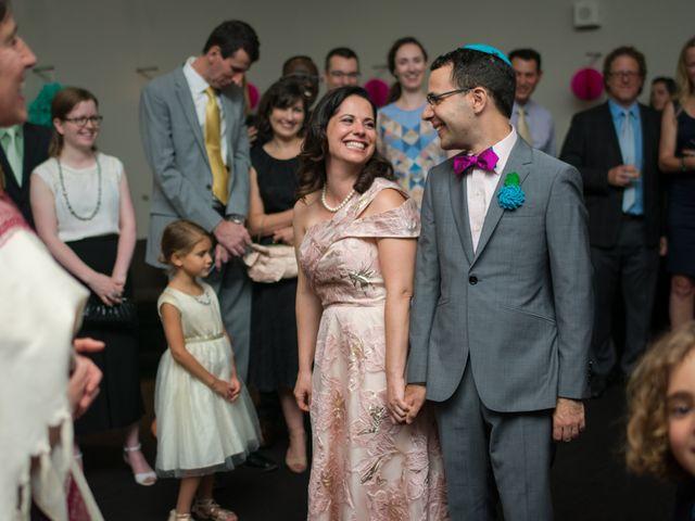 Jonathan and Carmel's wedding in Toronto, Ontario 8