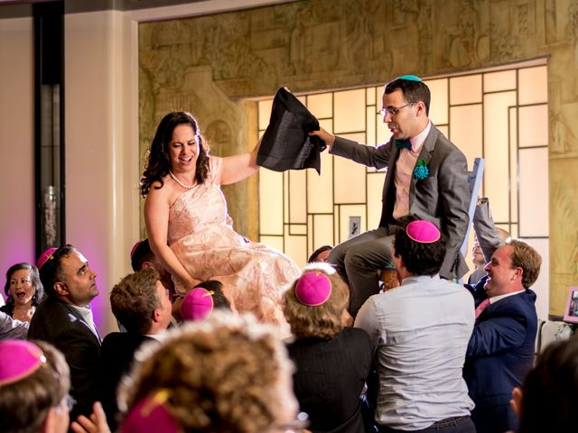Jonathan and Carmel's wedding in Toronto, Ontario 10