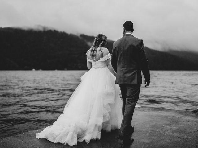 David and Seleena's wedding in Egmont, British Columbia 11