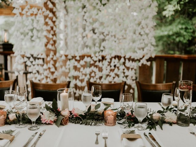 David and Seleena's wedding in Egmont, British Columbia 12