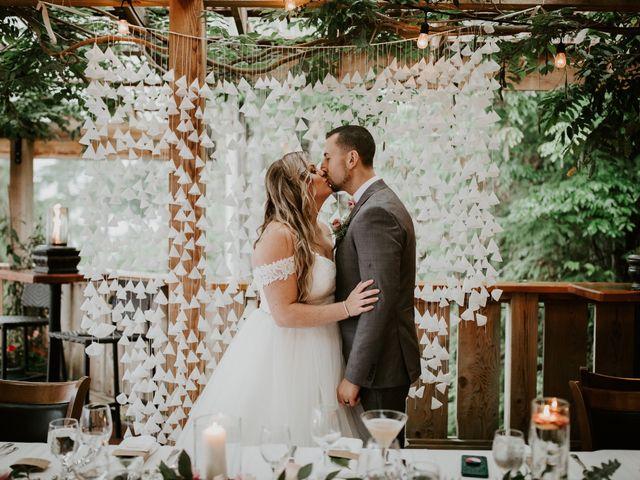 David and Seleena's wedding in Egmont, British Columbia 13