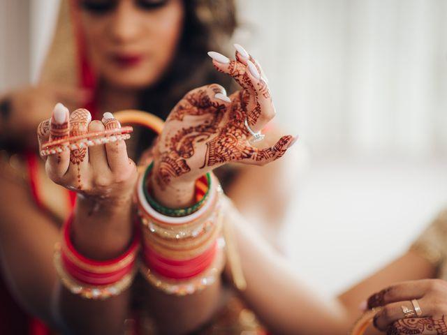 Tushar and Nadia's wedding in Toronto, Ontario 4