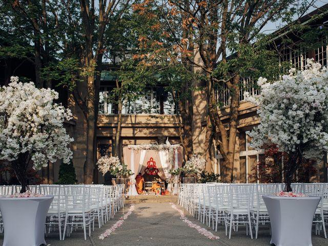 Tushar and Nadia's wedding in Toronto, Ontario 9