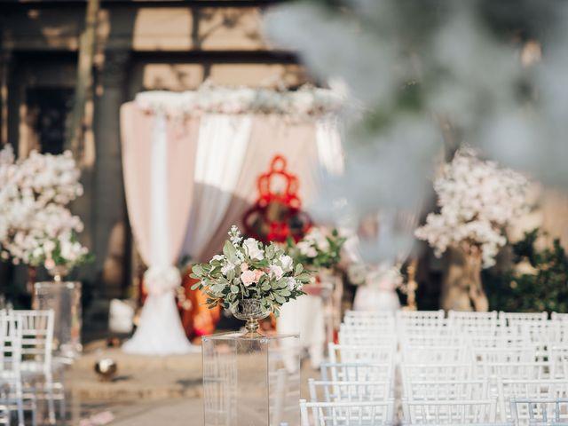 Tushar and Nadia's wedding in Toronto, Ontario 10