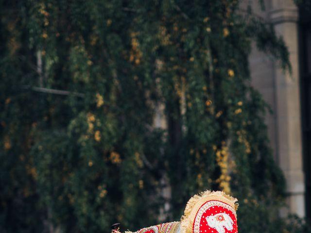 Tushar and Nadia's wedding in Toronto, Ontario 11