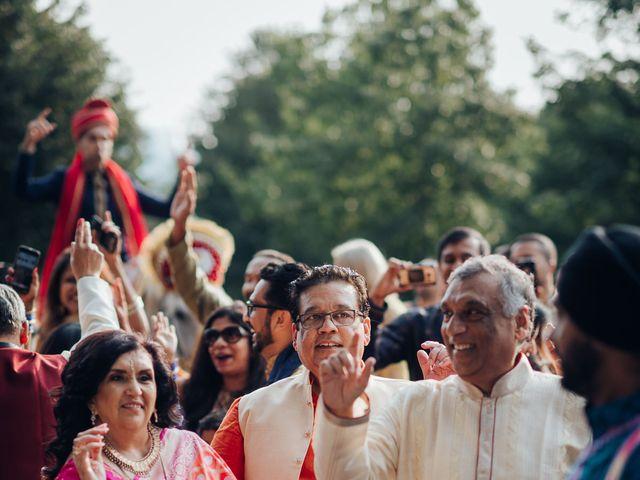 Tushar and Nadia's wedding in Toronto, Ontario 15