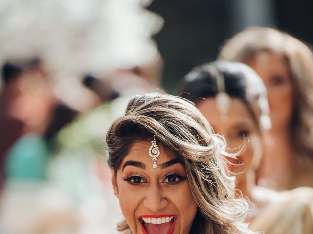 Tushar and Nadia's wedding in Toronto, Ontario 16