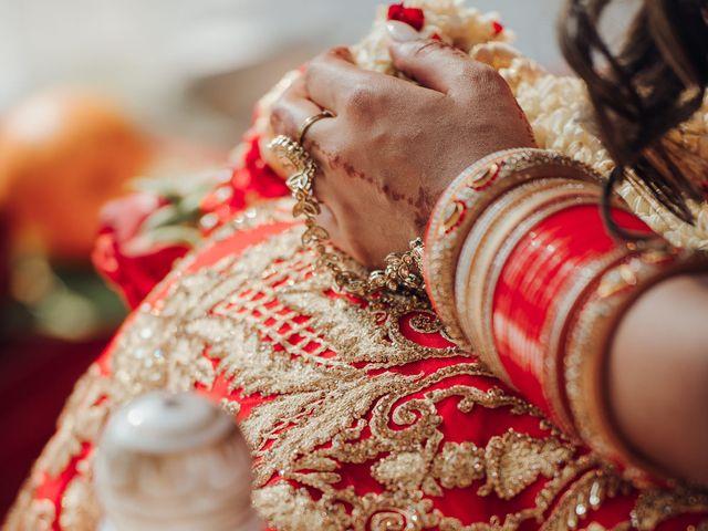 Tushar and Nadia's wedding in Toronto, Ontario 19