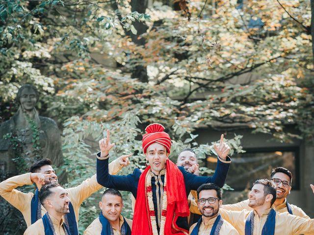 Tushar and Nadia's wedding in Toronto, Ontario 22