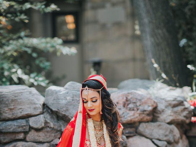 Tushar and Nadia's wedding in Toronto, Ontario 23