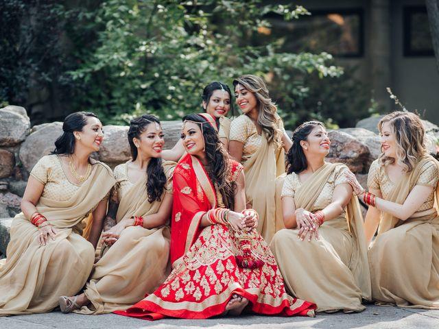 Tushar and Nadia's wedding in Toronto, Ontario 24