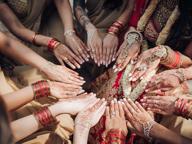 Tushar and Nadia's wedding in Toronto, Ontario 25
