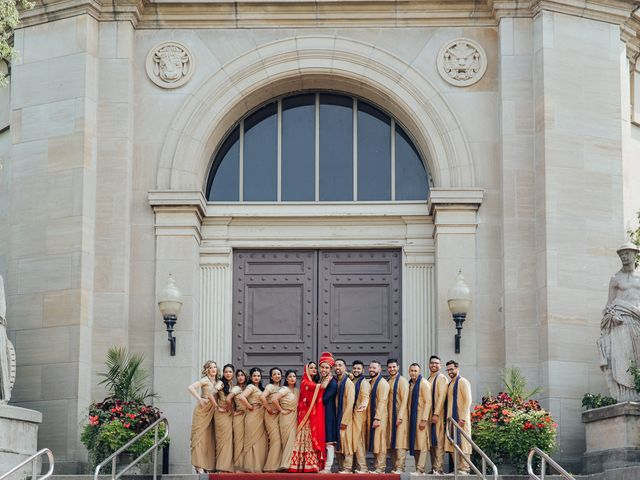 Tushar and Nadia's wedding in Toronto, Ontario 27