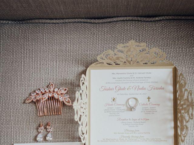 Tushar and Nadia's wedding in Toronto, Ontario 34