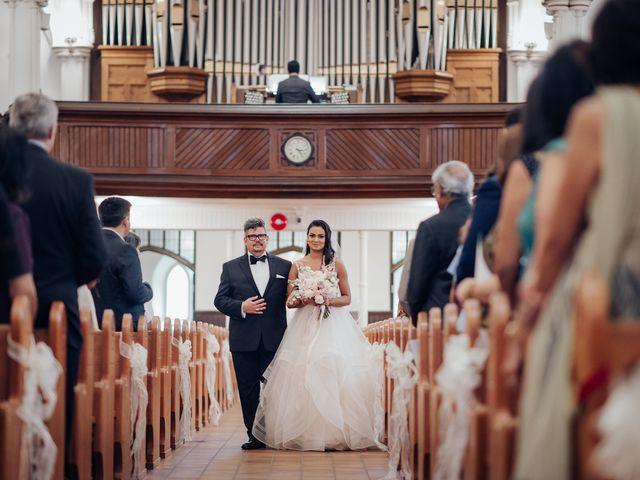 Tushar and Nadia's wedding in Toronto, Ontario 38