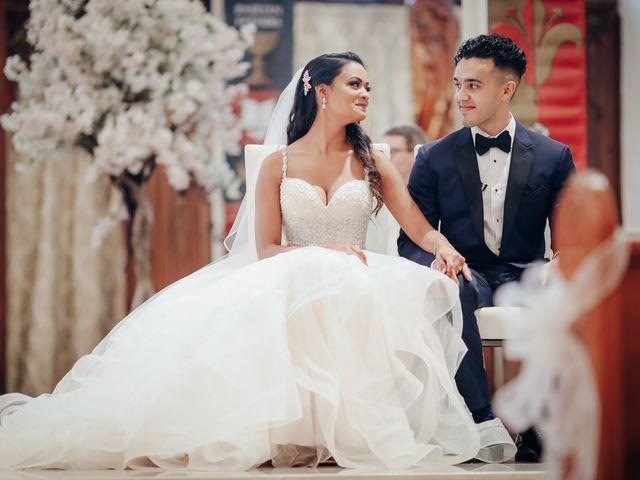 Tushar and Nadia's wedding in Toronto, Ontario 40