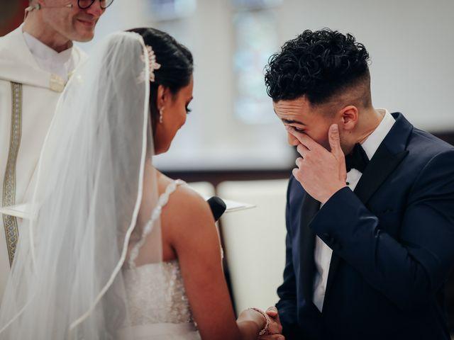 Tushar and Nadia's wedding in Toronto, Ontario 41
