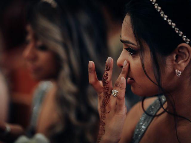 Tushar and Nadia's wedding in Toronto, Ontario 43