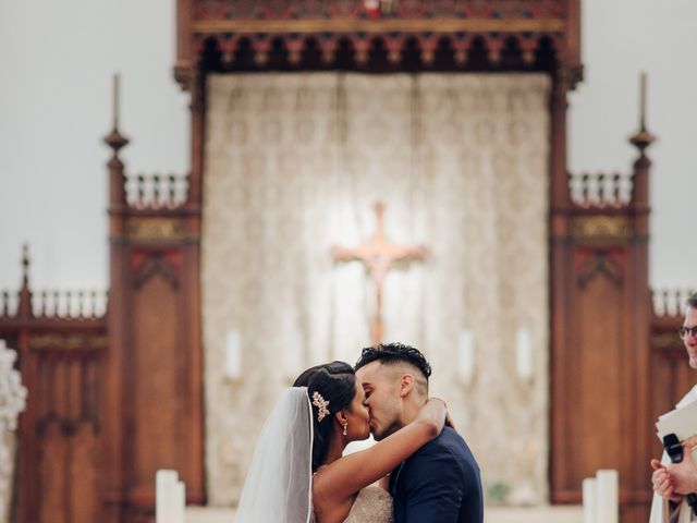 Tushar and Nadia's wedding in Toronto, Ontario 45