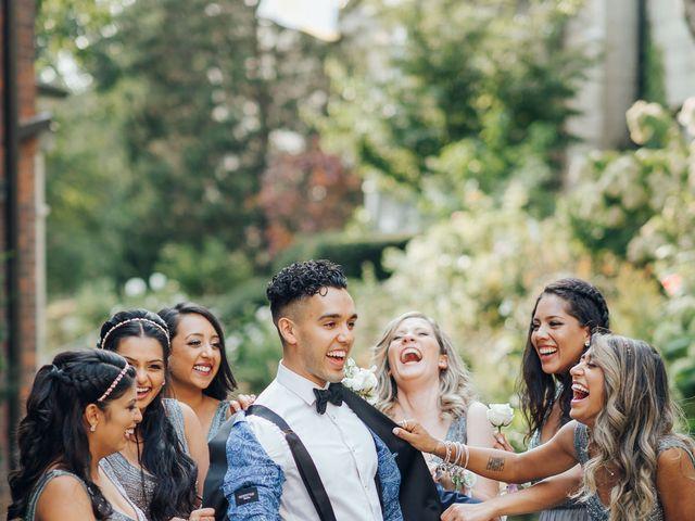 Tushar and Nadia's wedding in Toronto, Ontario 50