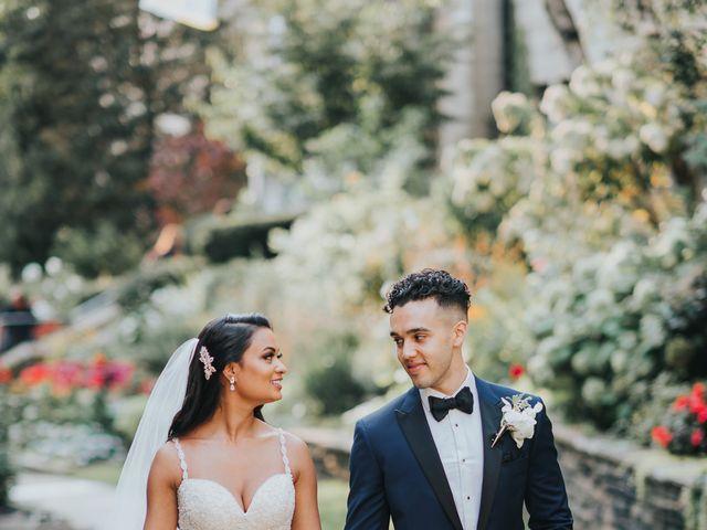 Tushar and Nadia's wedding in Toronto, Ontario 51