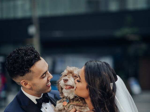 Tushar and Nadia's wedding in Toronto, Ontario 53