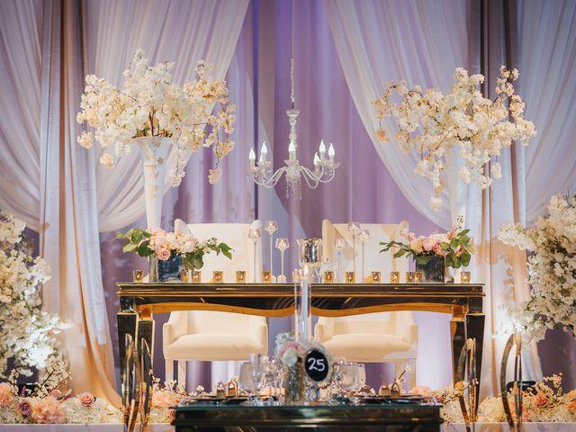Tushar and Nadia's wedding in Toronto, Ontario 76