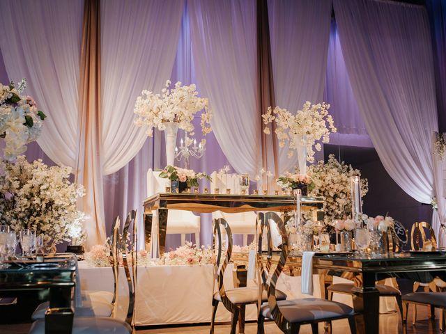 Tushar and Nadia's wedding in Toronto, Ontario 85