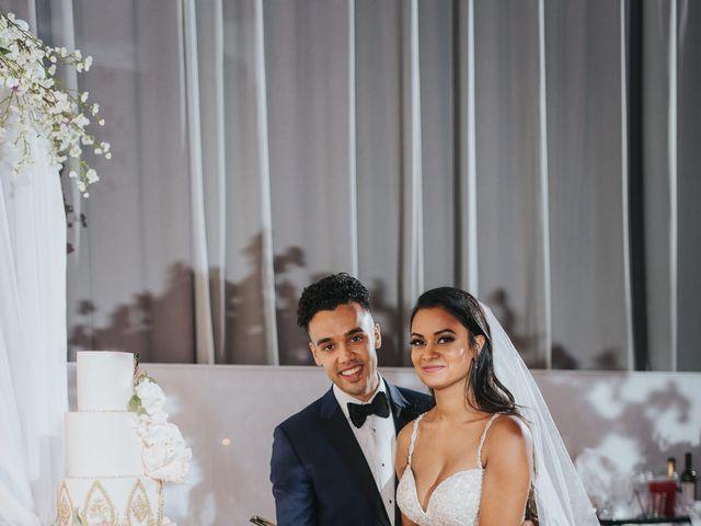 Tushar and Nadia's wedding in Toronto, Ontario 92