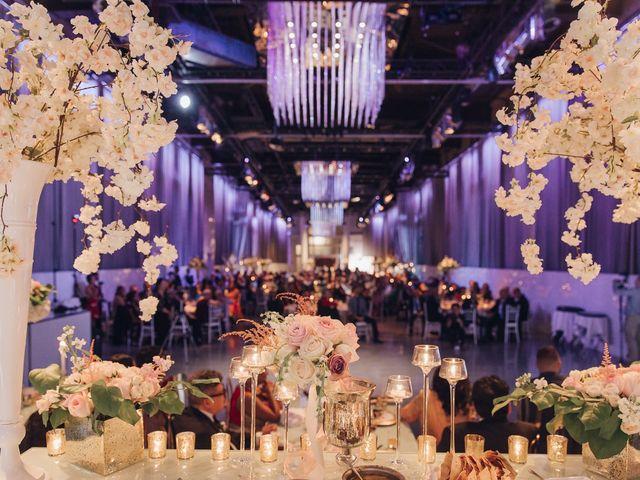 Tushar and Nadia's wedding in Toronto, Ontario 96