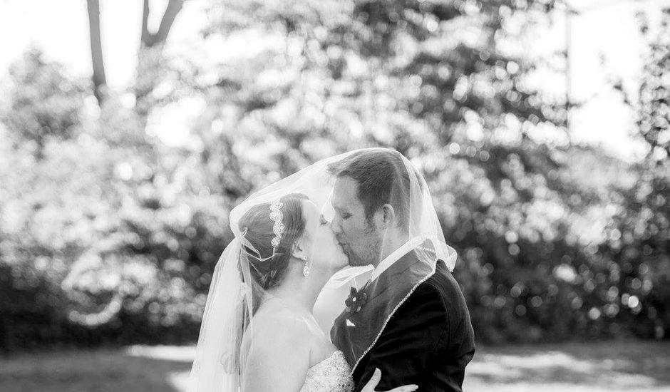Jordan  and Courtney's wedding in Hamilton, Ontario